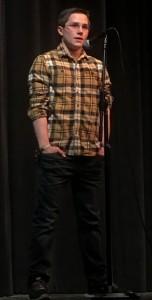 Senior, Justin Schroder